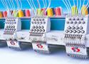神州田岛STKN电脑绣花机 适于高速生产 精细刺绣 转速为900rpm