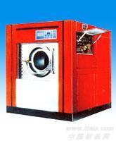 成衣染色机、丝绸砂洗机、脱水机、烘干机、烫平机