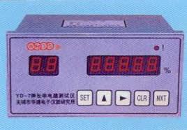 浆纱机伸长率显示仪