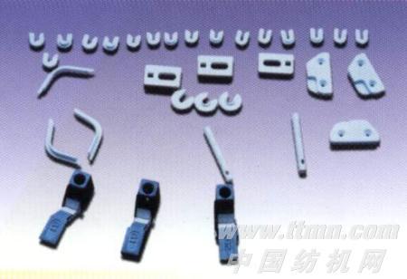 萨维奥织机加捻腔和导纱器