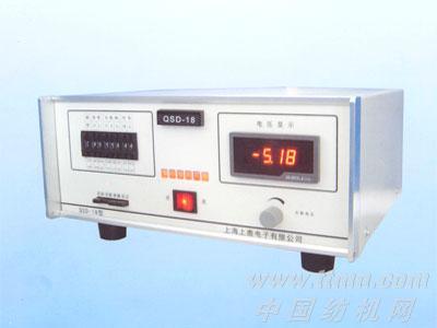 QSD-18型转杯(气流)纺全功能电子清纱器