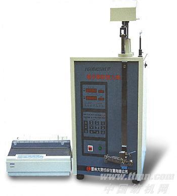 YG(B)021DX型台式电子单纱强力机