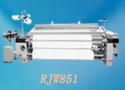 RJW851电子储纬双喷重磅喷水织机