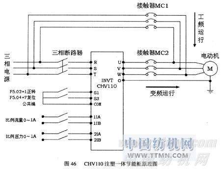竞争db110接线图