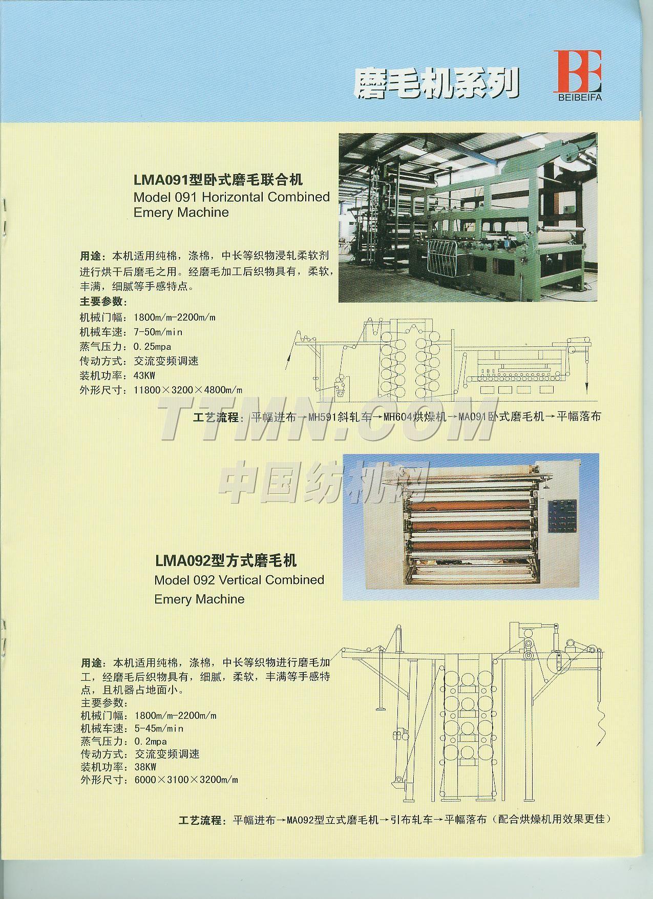 机械使用单模板