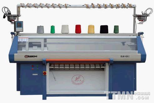 (4)编织系统:单机头,多系统  (5)针床移位:采用ac伺服马达控制,移针